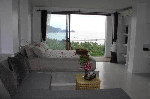 Gardenia Studio with Sea View - No Pool