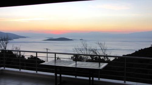 Villa Marmari Evia Island