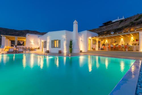 Villa Ftelia Boheme