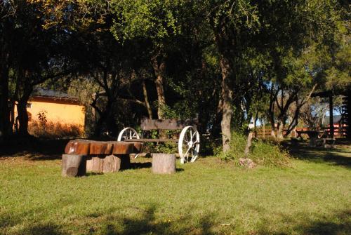 La Arbolada Cabañas, Colón