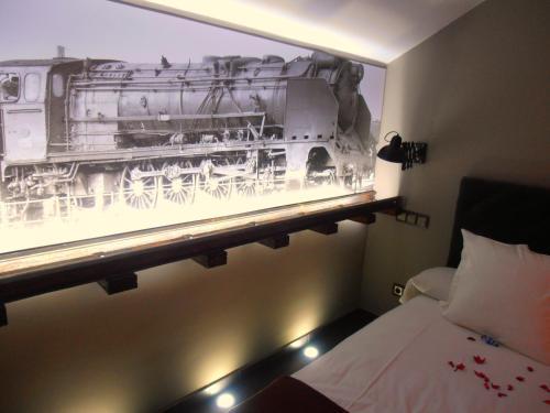 Suite El apeadero  Hotel Rural La Viña - Only Adults 1