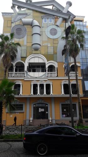 Апартаменты На проспекте Руставели