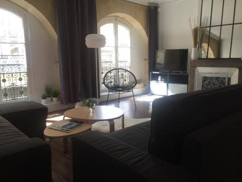 Triangle d 39 or appartement bordeaux aquitaine for Appartement bordeaux triangle d or