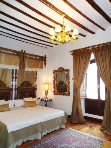 Deluxe Double Room Hotel Boutique Nueve Leyendas 12