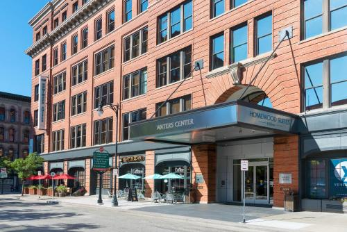 Hotel Homewood Suites by Hilton Grand Rapids Downtown