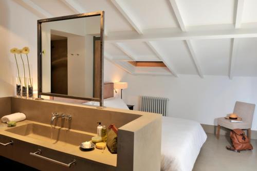 Habitación Doble - 2 camas Palacio Carvajal Girón 1