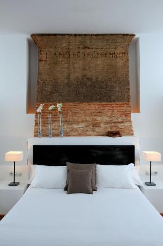 Habitación Doble - 2 camas Palacio Carvajal Girón 2