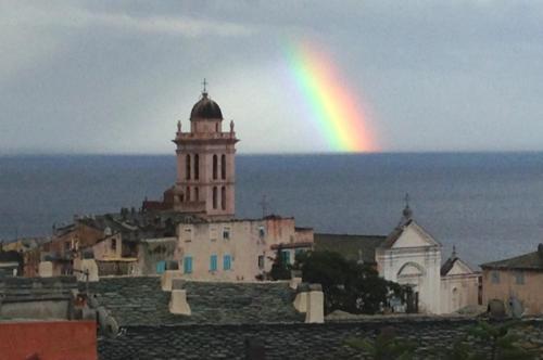 Appart au coeur de la citadelle - U Santa Maria