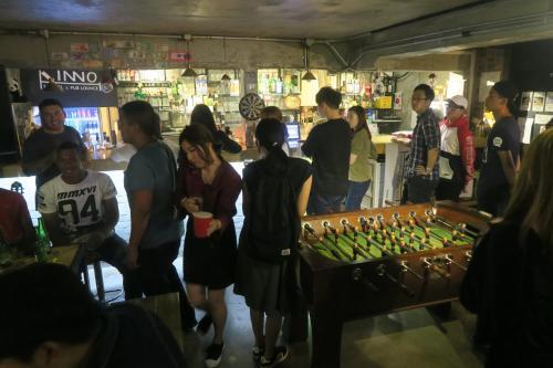 Отель Inno Hostel & Pub Lounge Hongdae 2 звезды Корея, Республика