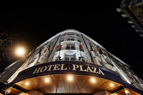 Hotel Le Plaza Brussels impression