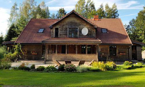 Viesu nams Jaunzilakši, Vireši