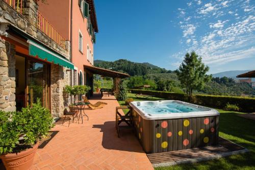 Отель Podere Gianpaolo 0 звёзд Италия
