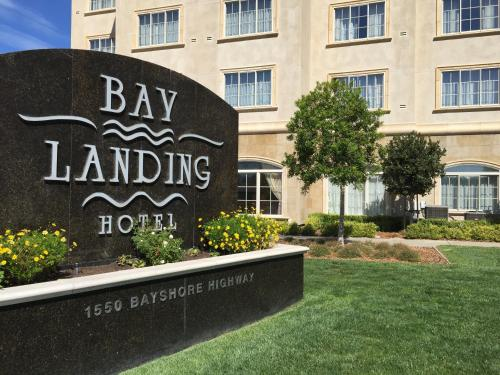 Bay Landing Hotel CA, 94010