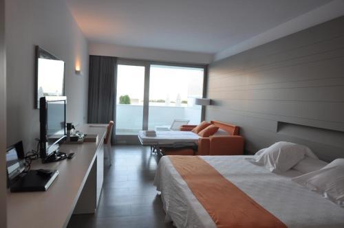 Habitación Doble Superior con terraza Hotel Spa Calagrande Cabo de Gata 3