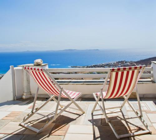 Sea View Exclusive Studios -Tinos