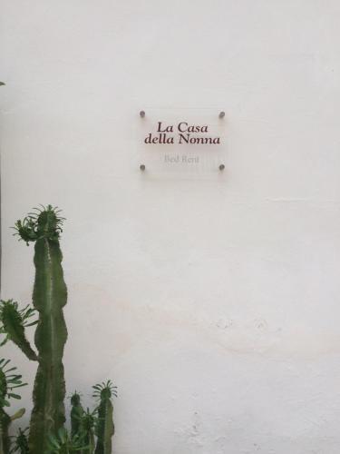 Отель La Casa della Nonna 0 звёзд Италия