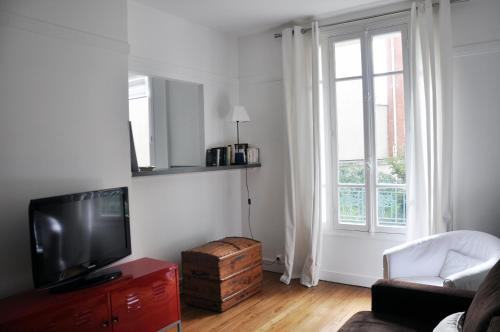 Appartement à Paris Roland-Garros
