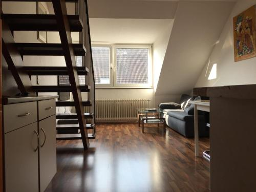 Hotel Penthouse Apartment 58 - Business, Cologne Fair, Lanxess Arena