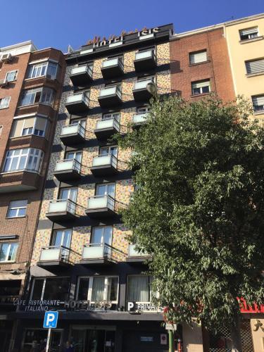 Hotel Isis Madrid