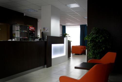 Отель Sport-Relax Centrum Bors Club 0 звёзд Чешская Республика