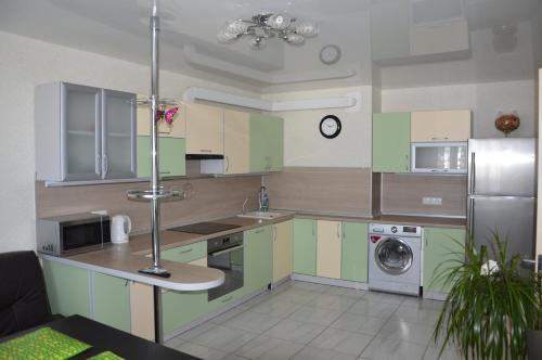 Отель Apartment na Karyakina 19 0 звёзд Россия