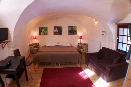 Отель Bourg d'Oisans Studio 0 звёзд Франция