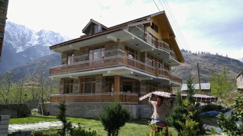 Отель Gautam Cottage 3 звезды Индия