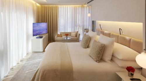 Deluxe Room (1 or 2 people) ABaC Restaurant Hotel Barcelona GL Monumento 4