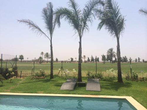Villa Atlas Golf Resort By Moussa Services, Marrakesz