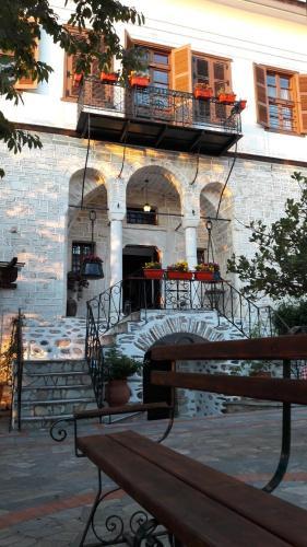 Отель Archontiko Kantartzi 4 звезды Греция