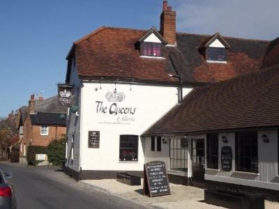 Queens at Selborne, The,Farnham