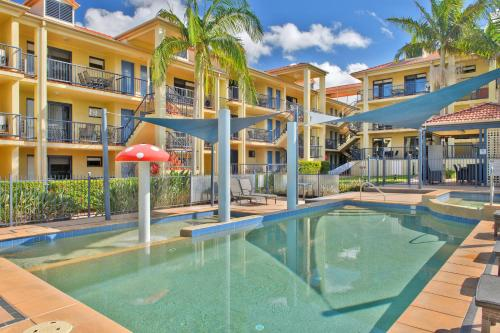 Aspire South Pacific Apartments