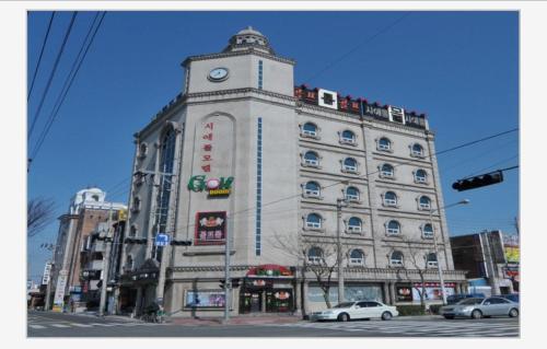 Отель Seattle Motel 0 звёзд Корея, Республика