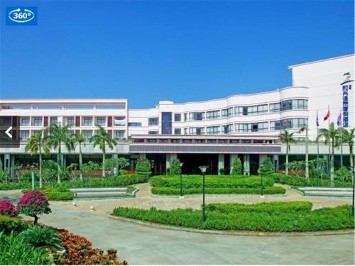 Отель Hainan He Xing Hot Spring Hotel 0 звёзд Китай