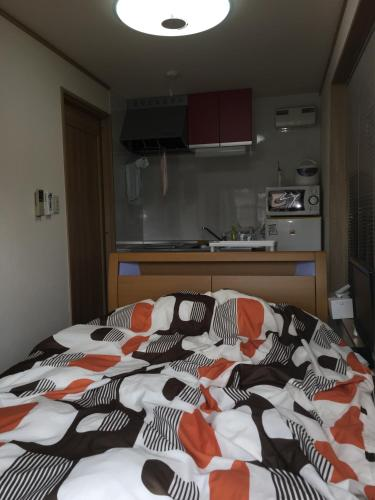 Economy Double Room with Kitchenette