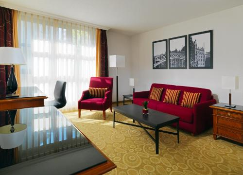 Hamburg Marriott Hotel photo 17