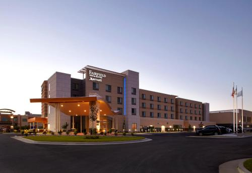 Fairfield Inn & Suites by Marriott Wheeling Triadelphia at The Highlands