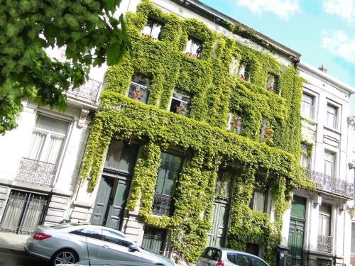 Отель B&B D&F Suites Brussels 0 звёзд Бельгия