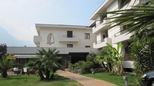 Hotel Villa Claudia front view
