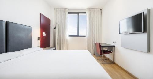 Ilunion Aqua 3, hotel en Valencia
