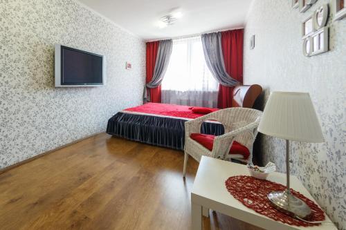 Отель Gostiny Dvor&Co - Apartments Classica at Schorsa 103 0 звёзд Россия