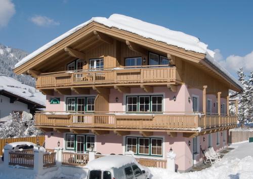 Appartementhaus Kurz
