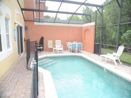 Piscina Ormond Beach Townhome 4735