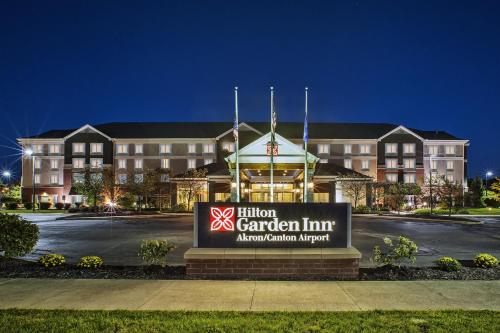 Hilton Garden Inn Akron-Canton Airport OH, 44720