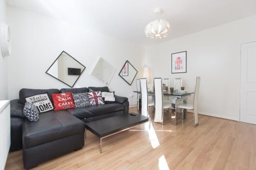 3 Bed Apartment Zone 1 Central London