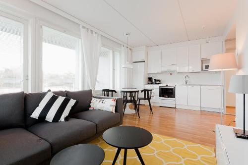 HotelForenom Apartments Turku Munkkionpuisto