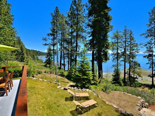 Lakefront Tahoe Retreat