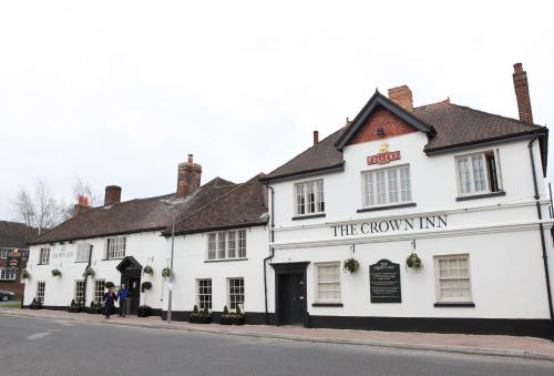 The Crown Inn hotel in Southampton