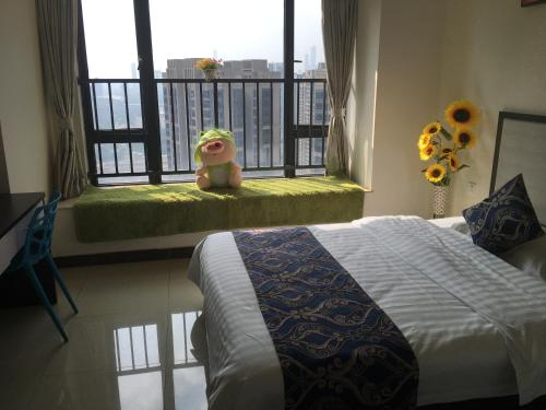 Yizhou Fashion Apartment