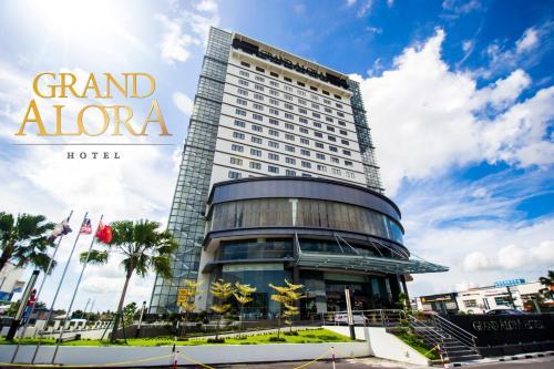 Отель Grand Alora Hotel